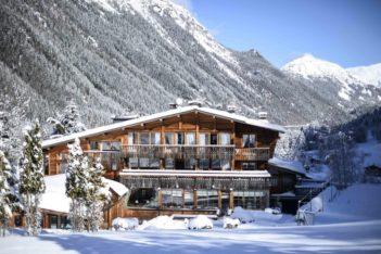 le lieu idéal pour découvrir Chamonix est l'hotel du Jeu de Paume