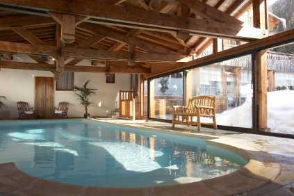 L'hotel du jeu de paume Chamonix vous propose un spa et un restaurant gastronomique