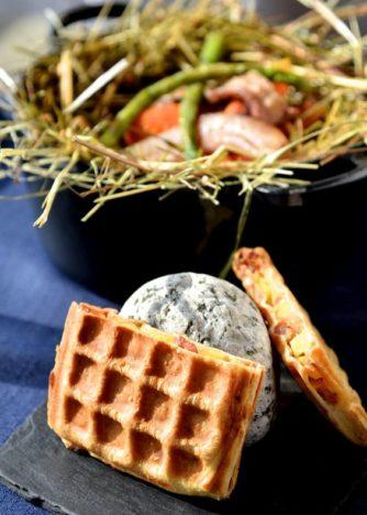 découvrez le restaurant gastronomique le Rosebud à Chamonix